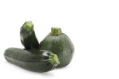 Courgette, Merg Plantaardig Voedingsmiddel Stock Foto's