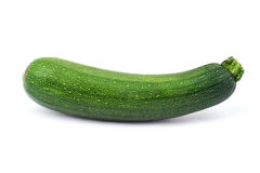 courgette verte de courge image stock