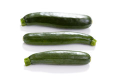 Courgette or zucchini Royalty Free Stock Photography