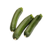 Courgettes. Obraz Royalty Free