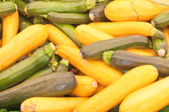 Courgettes images stock