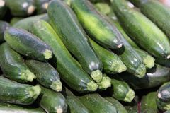 Courgettes image stock