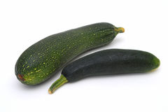Courgettes Royalty Free Stock Image