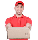 Courier Stock Image