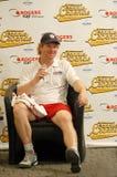 Courier Jim - tennis legend (3). Courier Jim - tennis legend in Toronto Stock Photo