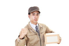 Courier Service Stock Images