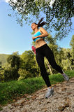 Courir Images stock