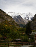 Courmayeur Stock Photos
