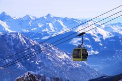 Courmayeur Italy Stock Photos