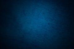 couro azul Fotos de Stock