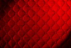 Couro vermelho Imagem de Stock