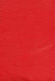 Couro vermelho Foto de Stock Royalty Free