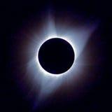 Couronne solaire Photo libre de droits