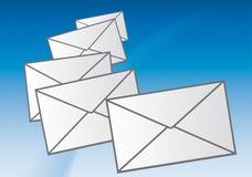 courrier Image libre de droits