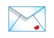 courrier illustration stock