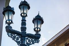Courrier conçu complexe de lampe Photographie stock libre de droits