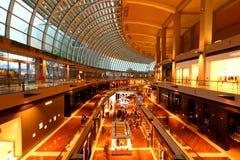 Courrier d'achats à Singapour BMS Images libres de droits