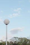 Courrier de lampe électrique de sphère Image libre de droits