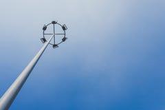 Courrier de projecteur photographie stock libre de droits