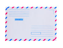 Courrier prioritaire Image stock