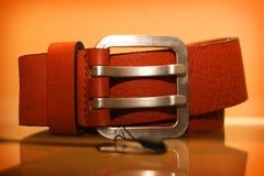 Courroie en cuir Photographie stock libre de droits