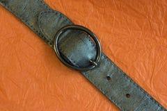 Courroie en cuir photo stock