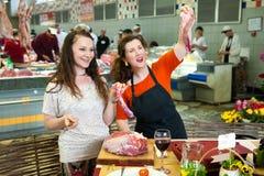 Cours de cuisine Image libre de droits