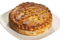 Cours traditionnel de sueur pour Pâques (pasca) images stock