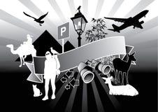 course illustration libre de droits