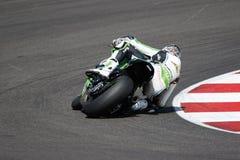 Course 1 d'†de championnat du monde de Superbike de FIM « photos stock