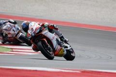 Course 1 d'†de championnat du monde de Superbike de FIM « Image stock