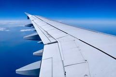 Course d'avion Image stock