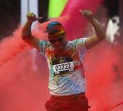 Course 2016 de couleur de l'Indonésie Image libre de droits