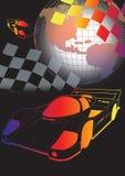 course de formule 1 Images stock