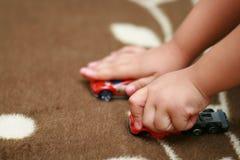 Course 1 de l'imagination de l'enfant photo stock