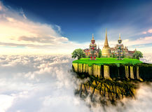 Course de la Thaïlande Image libre de droits