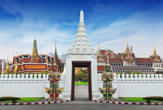 Course de la Thaïlande Photos libres de droits