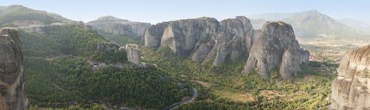 Course de Meteora Photo libre de droits