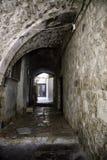 Course de rue de Jérusalem sur les Terres Saintes image stock