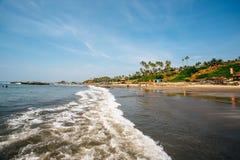 Course en Inde Images libres de droits