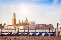 Course Europe - à Venise, Italie Photos libres de droits