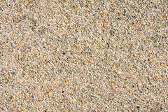 Course grain sand. Texture/pattern Stock Images