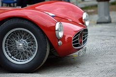 Course historique de miglia de Mille, Italie IV photo stock