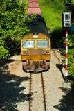 Course par chemin de fer Image stock