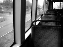 Course sur le bus 3 image stock