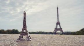 Course vers Paris Image stock