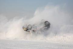 courses d'automobiles Photographie stock libre de droits