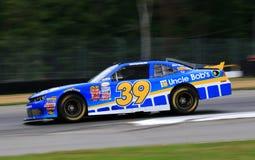 Courses d'automobiles courantes de NASCAR Chevrolet Image libre de droits