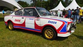 Courses d'automobiles, course automatique, rassemblement Photos stock