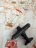 Courses pour le concept de voyage d'aventure photos stock